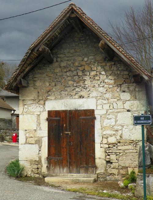 Petit patrimoine à Bourbouillon