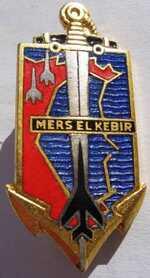 Base de Mers-El-Kébir 1963 --