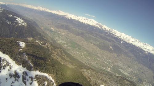 Ballade en Suisse