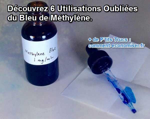 1-Bleu de Méthylène