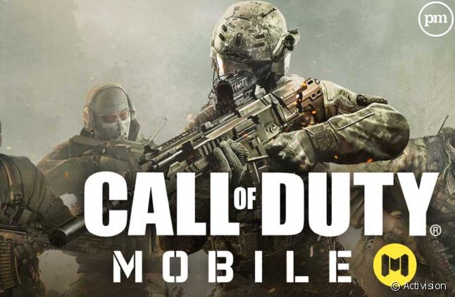 Call-of-Duty mobile
