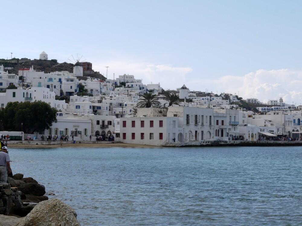 Île de Mykonos (2) Grèce