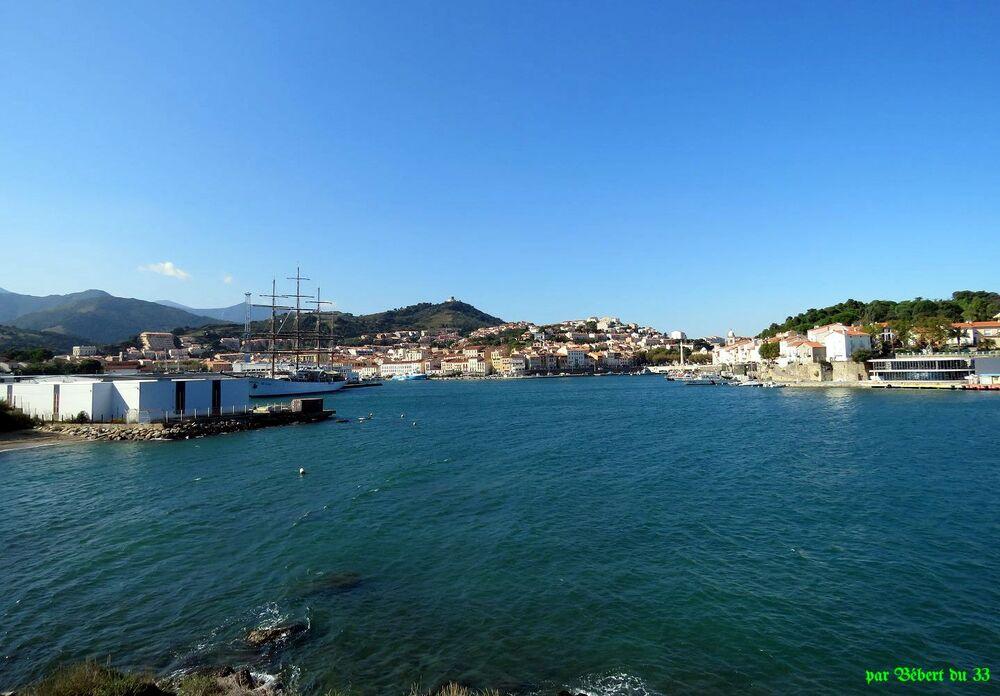 Port Vendres  suite       Cliques ...