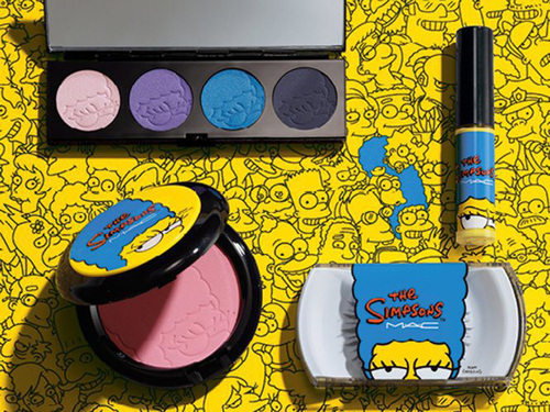 Collection Automne 2014 : M.A.C x Marge Simpson