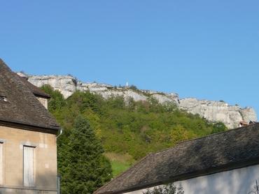 Ornans - Roche du Mont