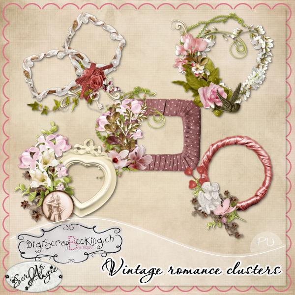 """""""Vintage Romance"""" de Scrap'Angie"""
