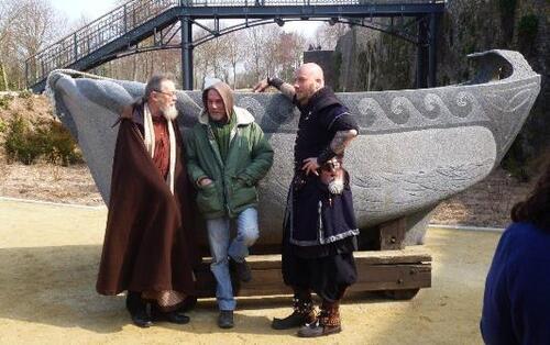 Dimanche de Pâques avec Luc Arbogast....