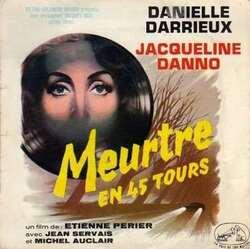 Jacqueline  Danno  :  Meurtre  en  45  tours