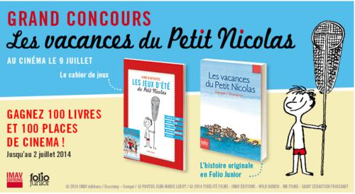 Concours le Petit Nicolas