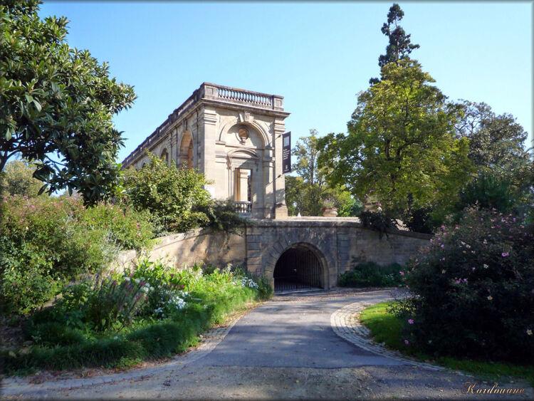 Photo de l'Orangerie du jardin public de Bordeaux