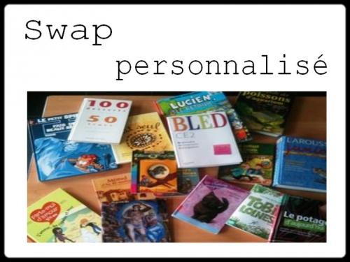 4 SWAP personnalisé
