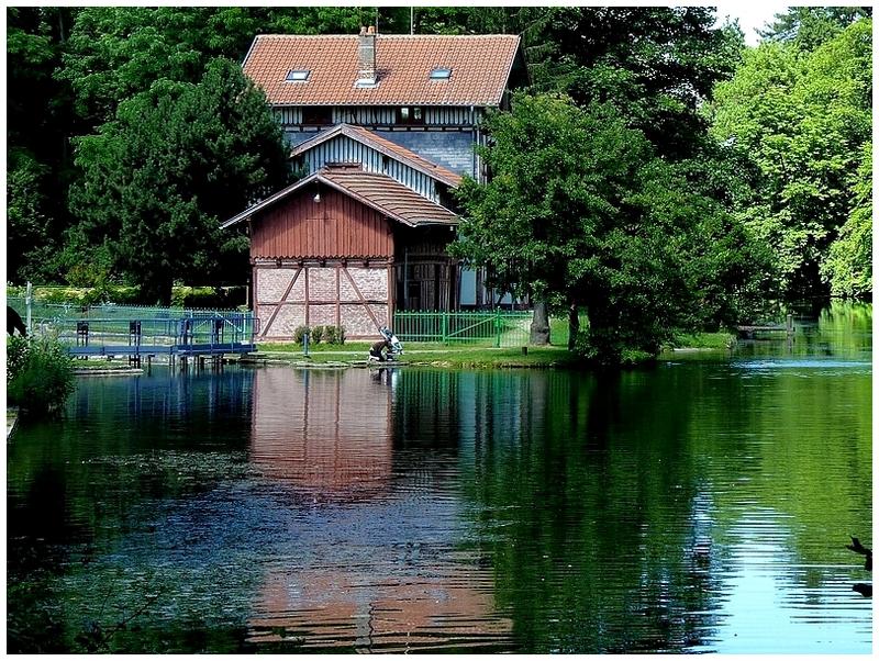 Metz la vieille maison du plan d 39 eau fier de vivre for Maison d en france metz