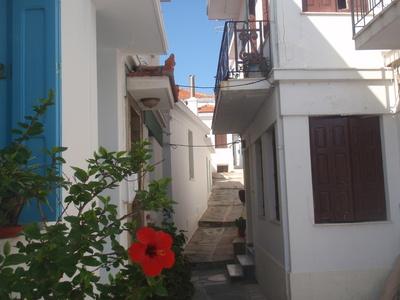 Retour à la case départ Kilada via Skopelos ....