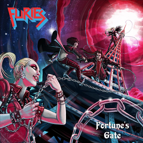 "FURIES - ""The Fortune's Gate"" Lyric Video"