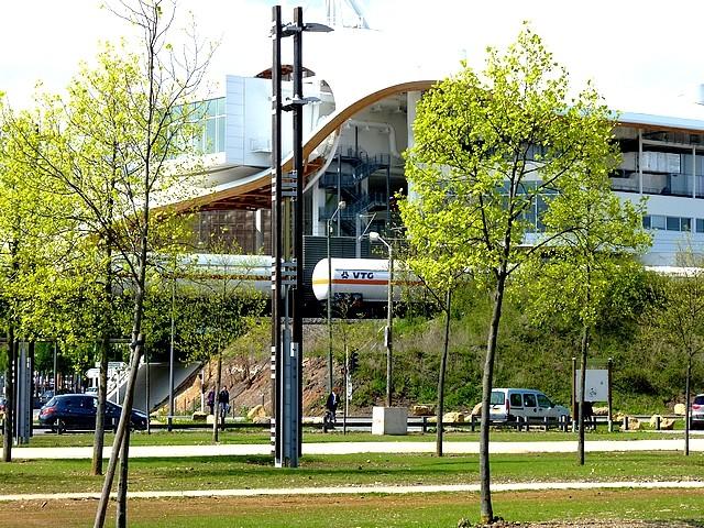 Parc de la Seille 16 Marc de Metz 2012