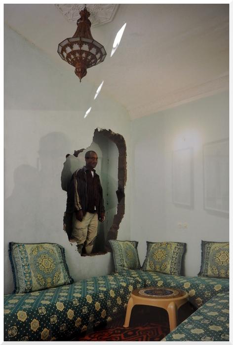 Exposition Acrobatic par Hicham Benohoud