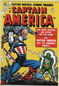 Captain America...Commie Smasher