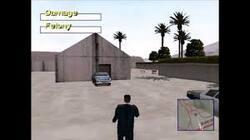 Driver 2 mode virée: Voiture secrète numéro 3 Las Vegas