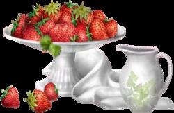 Tuto Elise ... Que j'aime les fraises ... !!!