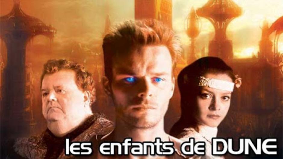CLIQUEZ ICI POUR VOIR : Les Enfants de Dune : Minie-Séries (2003)