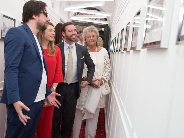 Vernissage du pavillon luxembourgeois à la 56ème Biennale de Venise