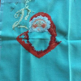 Coeur Père Noël Mme La fée