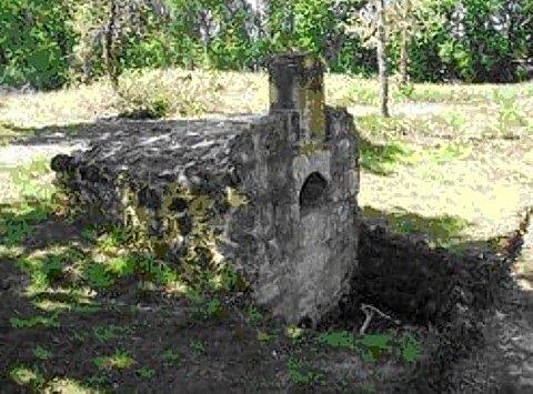 Une des nombreuses sources miraculeuses de Gironde