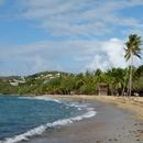 Vue générale de la plage - Photo : Jules