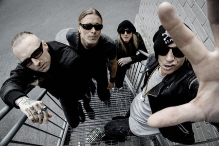"""BACKYARD BABIES - """"Yes To All No"""" Clip"""