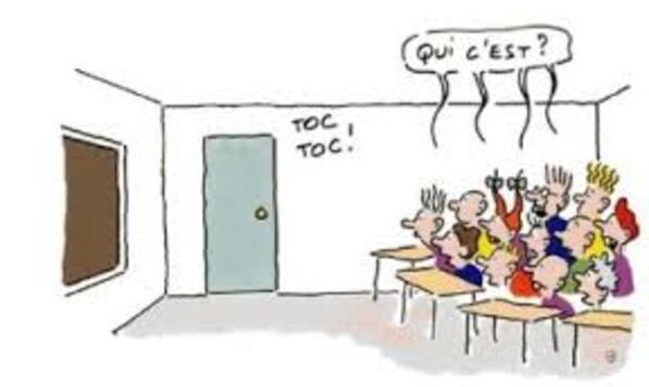 Aux jeunes enseignants