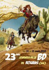 Journées de la BD à Rouans