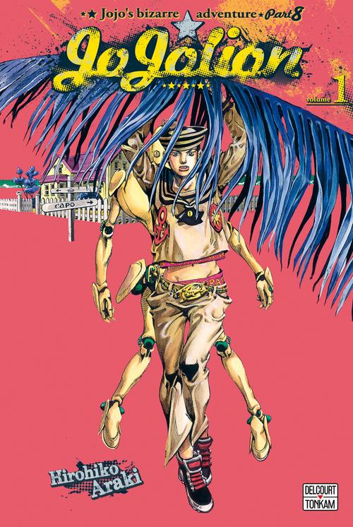 Jojo's bizarre adventure - Jojolion - Tome 01 - Hirohiko Araki
