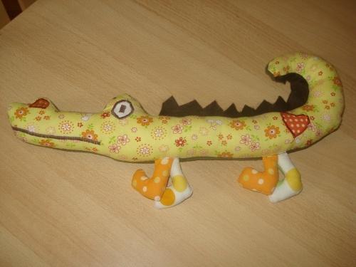 Ah les cro-cro-cro, les crocodiiiiiiles !