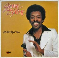 Jessy Dixon - It's All Right Now - Complete LP