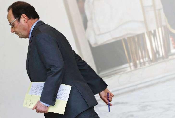 CHANTOUVIVELAVIE : Comptes publics: François Hollande laissera un lourd héritage