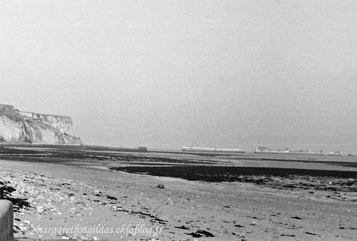 Plages de Normandie en 1951 - Beaches of Normandy in 1951
