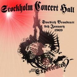 JIMI HENDRIX - Live In Stockholm '69