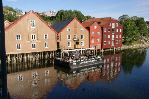 4ème Jour..Béito...Trondheim