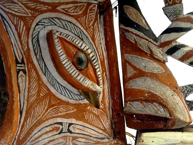 Masque Murua Kepong 1 Centre Pompidou Metz - Marc de Metz 2