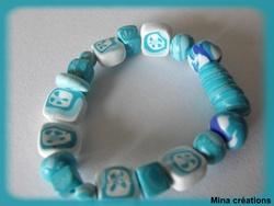Petit bracelet roi des mers