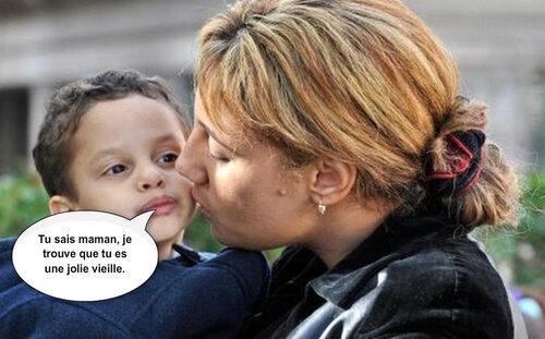 La verité sort de la bouche des enfants !