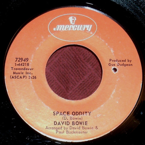 David Bowie : Space Oddity (1969)