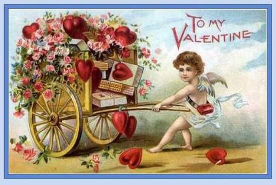 Bonne Saint-Valentin !