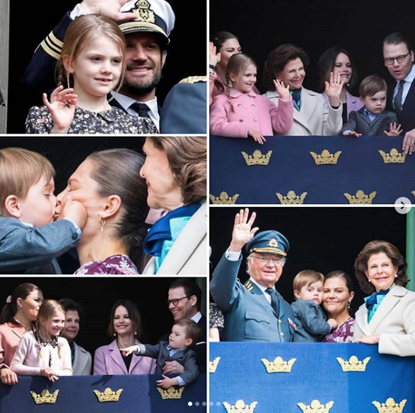 Anniversaire : 73 ans du roi de Suède