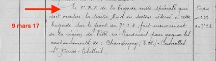 18 #  Février / Mars 1917