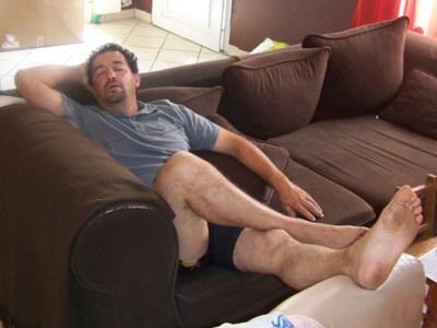 Blog de chipiron :Un chipiron dans les Landes, Que fait papa ?