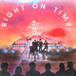 Memory Of Justice Band - Right On Time - Complete LP