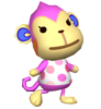 Mireille animal crossing WII