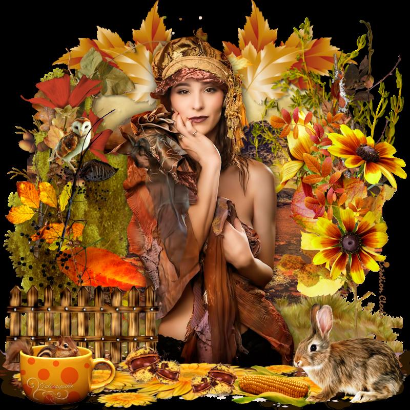 *** Parfum d'automne ***