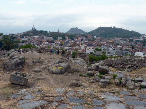 Jour 9 - Plovdiv - Depuis la citadelle Nebe Tepe 3